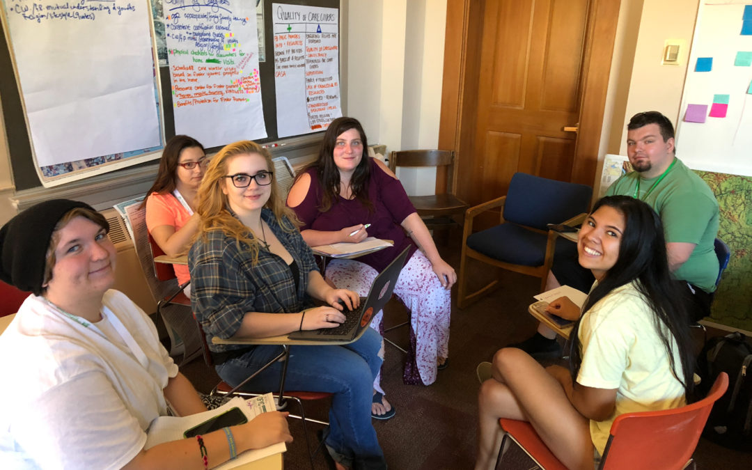Foster Youth Create Policy Recommendations to Improve Oregon's Foster Care System